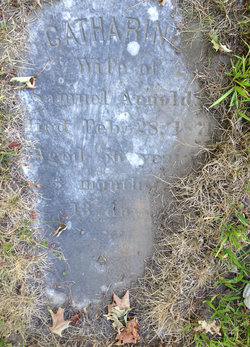 Catharine Susan <I>Spink</I> Arnold