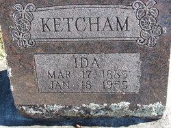 Ida <I>Burris</I> Ketcham