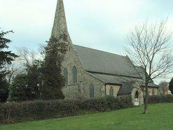 St Paul Woodford Bridge Churchyard