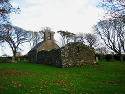 St Adamnan's Church, Lonan
