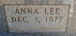 Anna Lee Edwards