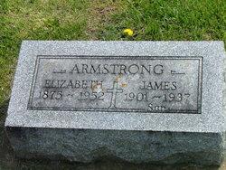 Elizabeth <I>McDonald</I> Armstrong
