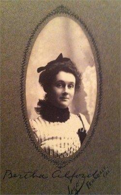 Bertha Marian Alford