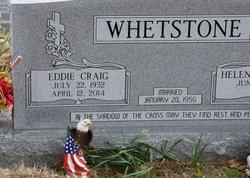 Eddie Craig Whetstone