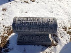 Earnest Clifton Redinger