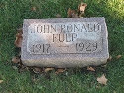 John Ronald Fulp