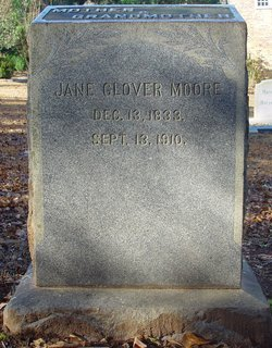 Jane Glover Moore