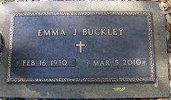 Emma Joan Buckley