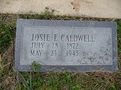 Josephine Ellen <I>Vann</I> Caldwell