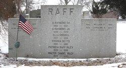 Albert Raymond Raff Sr.