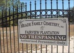 Meade Family Cemetery