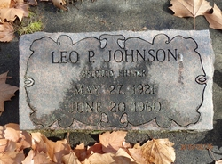 Leo Peter Johnson