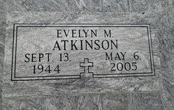Evelyn M. <I>Epler</I> Atkinson