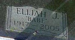 "Elijah ""Babe"" Adkins"