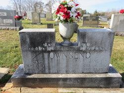 Jane Elizabeth <I>Franklin</I> Townsend