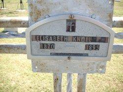 Elizabeth <I>Dinkel</I> Knoll