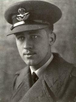 Pilot Officer Hugh Card Brown