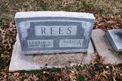 Ephraim Alton Rees