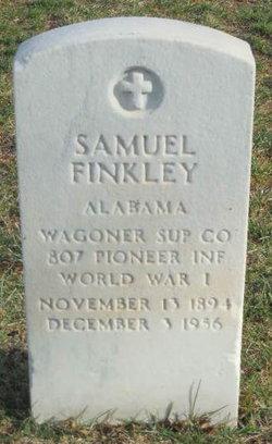 Samuel Finkley
