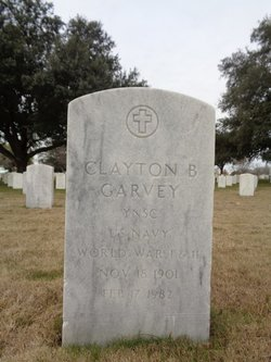 Clayton B Garvey