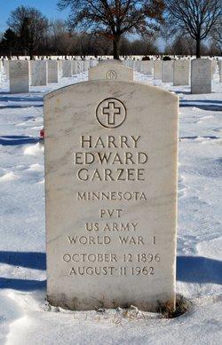Harry Edward Garzee