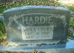 Callie Viola <I>Crews</I> Hardie
