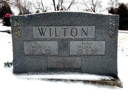 Mildred A Wilton