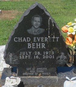 Chad Everett Behr
