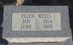 Ellen <I>Wells</I> Black