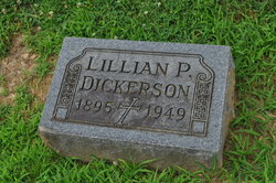 "Lillian ""Lil"" <I>Powell</I> Dickerson"