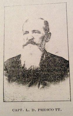 Capt Lewis Demarest Prescott