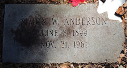 Simon W Anderson