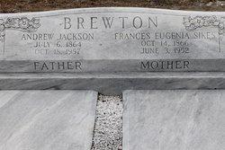 Andrew Jackson Brewton