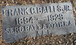 Frank Charles Balles