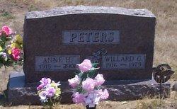 Willard C Peters