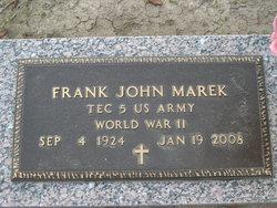 Frank J. Marek