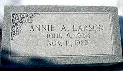 Annie A. Larson