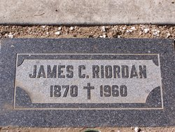 James Cornelius Riordan