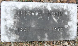 Henry H Antrim