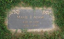 Marie J. Adams