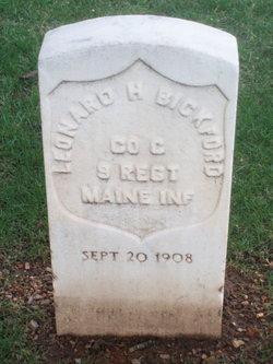 Leonard H Bickford
