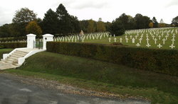 Chestres Deutscher Soldatenfriedhof