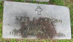 John R Morgan
