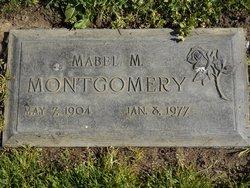 Mable <I>McDonald</I> Montgomery