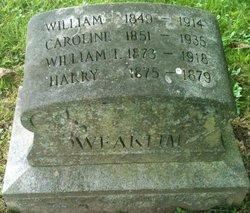 William J Weaklim