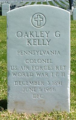 Col Oakley George Kelly