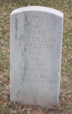 Carl J Garland