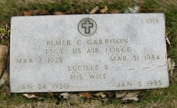 Elmer C Garrison