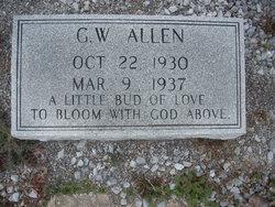 George Welch Allen