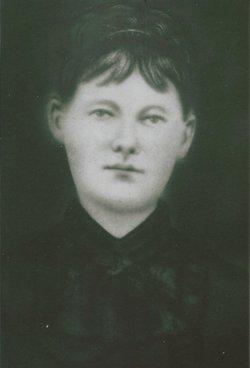 Clara <I>Wilkinson</I> Evans